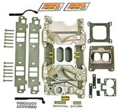 Hughes Engines/ Edelbrock FI Air Gap Kit