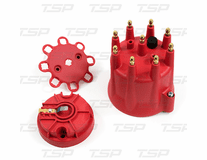 Male Pro Series Distributor Cap & Rotor Kit