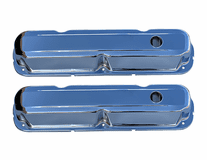 Mancini Racing Chrome Valve Cover Set
