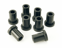 Mancini Racing Rear Spring Shackle Bushings