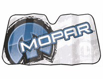 Mopar Accordion Sunshade