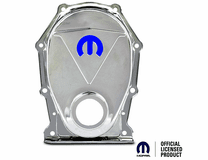 MOPAR Big Block Chrome Timing Cover