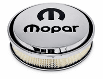 """MOPAR"" Slant-Edge Air Cleaner Polished"