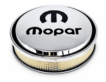 """MOPAR"" Slant-Edge Air Cleaner Chrome"