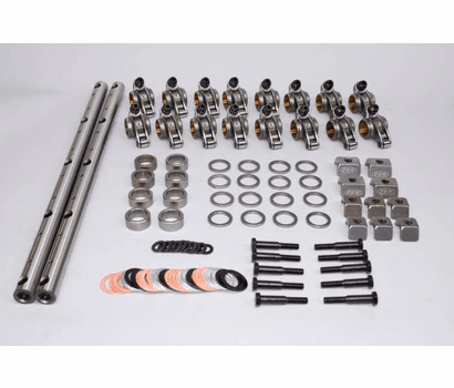MRE B/RB Stainless Shaft Mount Rocker Arm Set
