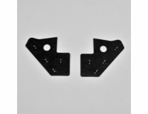 Rear Splash Plate Shield Top Seals