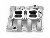 RPM Air-Gap Dual-Quad Manifold