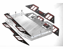 Stainless Steel Valley Tray for RB Engines