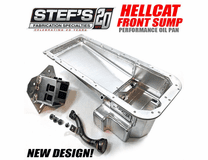 Stef's  - Hellcat 6.2/6.4L Front Sump Oil Pan