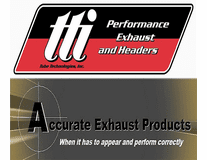 TTI & Accurate Exhaust Products