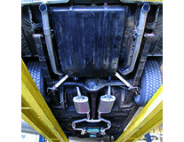 TTI - C Body Complete Exhaust System