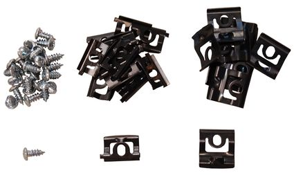 Windshield Molding Clip Sets