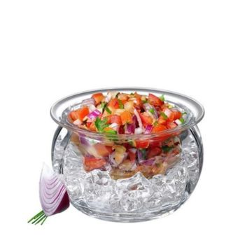 Dips on Ice Acrylic Dip Bowl