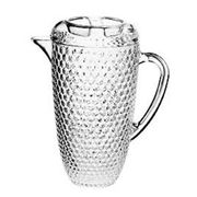 Diamond Acrylic Pitcher