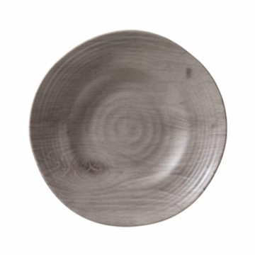 Driftwood Melamine Salad or Dessert Plates, Set of 6