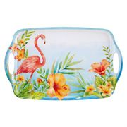 Flamingo Melaming Serving Tray