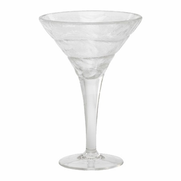 Glacier Frosted PBA-Free Acyrlic Martini Glass
