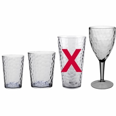 Hammered Look Drinkware