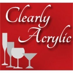 CLEARLY ACRYLIC - Unbreakable and Acrylic Plastic Wine Glasses and Tumblers