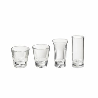 Indoor/Outdoor Acrylic Shot & Shooter Glasses