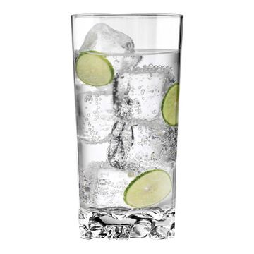 Rocks Clear Unbreakable Highball Glass
