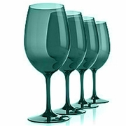 Unbreakable BPA-Free Tritan™ Acrylic Wine Glass - Green