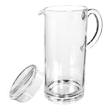 Unbreakable BPA-Free Tritan™ Pitcher with Lid