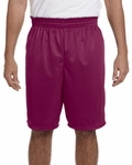 Augusta Sportswear Men's Shorts: 100% Polyester Tricot Mesh (848)