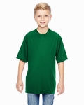 Augusta Sportswear Youth T-Shirt: 100% Polyester Wicking Knit (791)