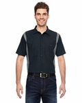 Dickies Men's Poplin Shirt: (LS524)