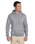 9.5 oz., 50/50 Super Sweats® NuBlend® Fleece Pullover Hood: (4997)