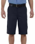 Men's 7.75 oz. Premium Industrial Cargo Short: (LR542)