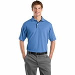 Sport-Tek Men's Polo Shirt: Dri-Mesh with Tipped Collar and Piping (K467)