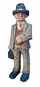 Cowboy Sculpture - Old Doc #18067