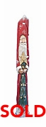 Old World Santa Claus with Christmas tree #17236