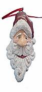 Santa Claus Christmas Ornament #18052