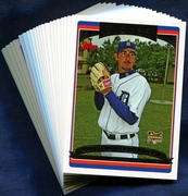2006 Topps Detroit Tigers Baseball Card Singles