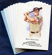 2008 Topps Allen and Ginter Colorado Rockies Baseball Card Singles