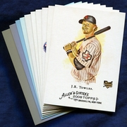 2008 Topps Allen and Ginter Houston Astros Baseball Card Singles