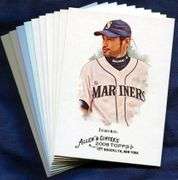 2008 Topps Allen and Ginter Seattle Mariners Baseball Card Singles