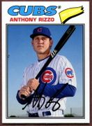 2018 Topps Archives #174 Anthony Rizzo Baseball Card - Chicago Cubs