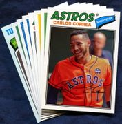 2018 Topps Archives Houston Astros Baseball Card Singles