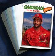 2018 Topps Archives St. Louis Cardinals Baseball Card Singles