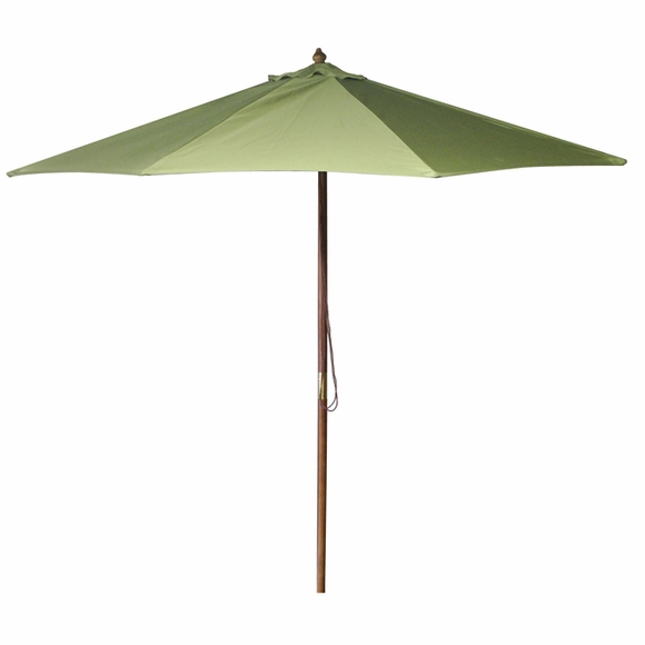 9' Market Umbrella Olive Green