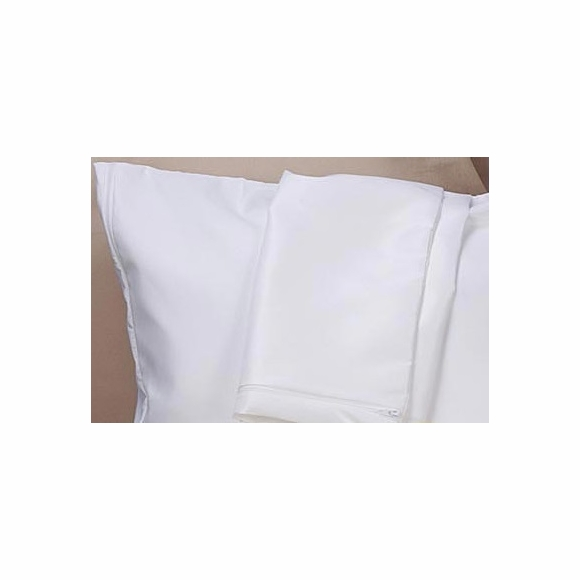 Allergy & Bed Bug Proof Pillow Zippered Encasement Cover
