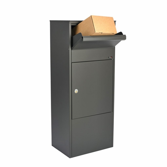 Parcel Mailbox with Lock