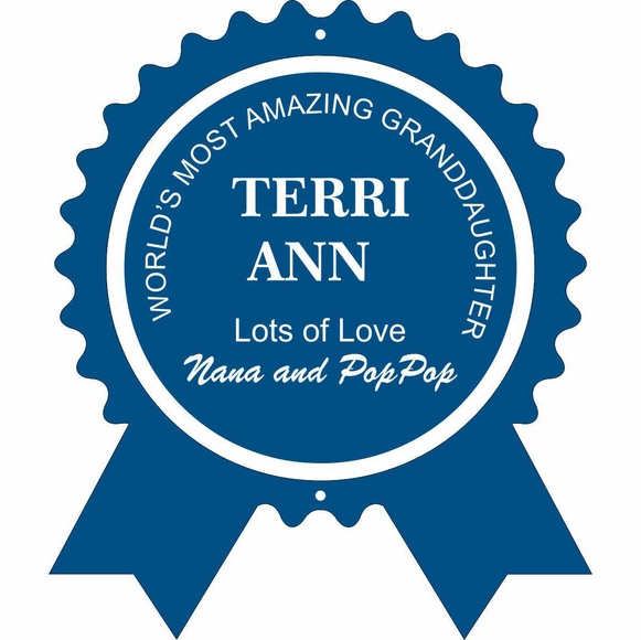 Amazing Children Personalized Award Plaque