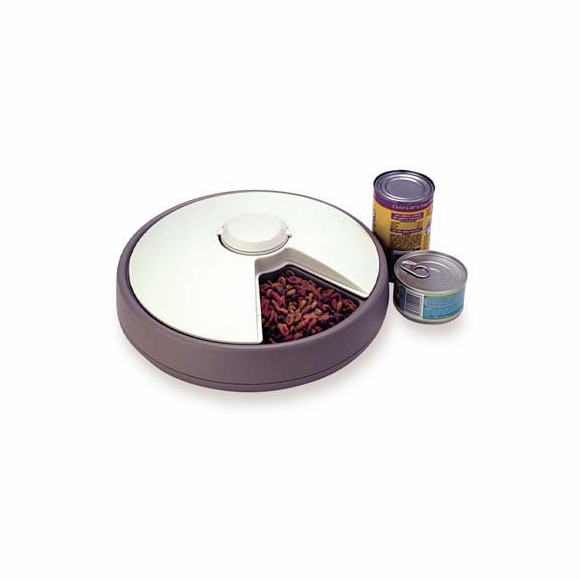 Automatic Pet Dish - 6 Meal Pet Feeder
