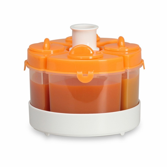 Baby Brezza Food Storage System
