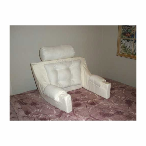 Bed Chair Deluxe Comfort Backrest